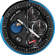 Rumbling Knight watch face for Watchmaker 1.0