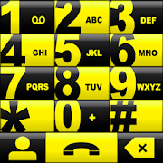 THEME CHES YELLOW FOR EXDIALER 745k