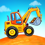 Truck games for kids – build a house, car wash 3.0.4