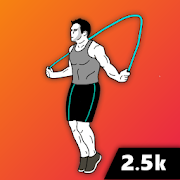 2.5K Jump Rope Workout – Burn Calories Lose Weight 2.8.7