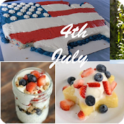 4th of July Recipes – Desserts, Main Dish, Salads 7.52