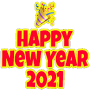 Happy New Year 2021 WAStickerApps 1.0