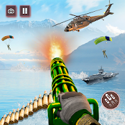 Navy Gunner Shooter : War FPS Shooting Game 5.0 and up