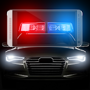 Police sirens sounds flasher camera simulator 1.2