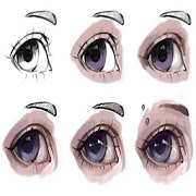 Realistic Eye Drawing Tutorial with Pencil 1.0.0
