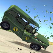 Car Crash Test UAZ 4×4 1.5.4