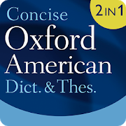 Concise Oxford American Dictionary & Thesaurus 11.4.593