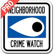 Neighborhood Crime Watch Pro 525k