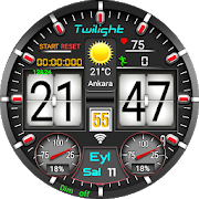 Twilight V2 Watch Face For WatchMaker Users 1.0