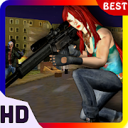 Zombie Sniper Shooter 1