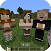 Comes Alive Living Village Mod for MCPE 4.4