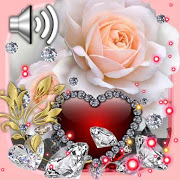 Diamonds Valentines Day Live Wallpaper 1.10