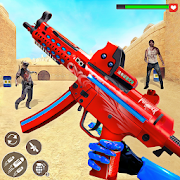 US Police Robot Zombie Shooter Robot Shooting Game 8