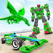 Dragon Robot Car Game – Robot transforming games 1.2.7