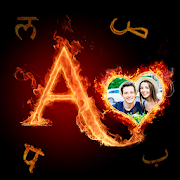 Fire Text Photo Frame – New Fire Photo Editor 2020 1.40