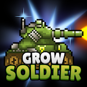 Grow Soldier – Idle Merge game 3.7.3