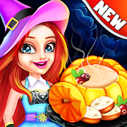 Halloween Cooking: Chef Madness Fever Games Craze 1.4.26