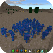 Little solders  Mod for MCPE 4.4