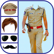 Men Police Suit Photo Editor 1.0.40