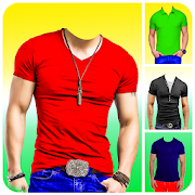 Men T-Shirt Photo Editor and Sweatshirt Dress 1.0.33