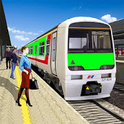 Modern Train Driving Simulator: City Train Games 4.1 and up