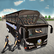 Police Bus Driving Game 3D 1.8