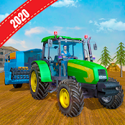Real Tractor Farming Game 2020 1.9