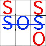 SOS Game – Classic Strategy Board Games 3.47