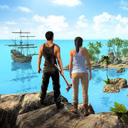 Survival Games Offline free: Island Survival Games 1.23