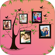 Tree Pic Collage Maker Grids – Tree Collage Photo 4.7