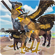 Wild Griffin Family Flying Eagle Simulator 3.5