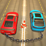 Chained Car Racing Games 3D 2.7