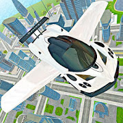 Flying Car Real Driving 3