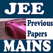 JEE Mains Previous Papers Free 1.0