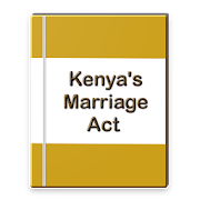Kenya's The Marriage Act 2014 2.10