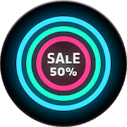 Neon Glow C – Icon Pack 6.4.0