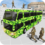 Offroad New Army Bus Game 2019 2.0.0