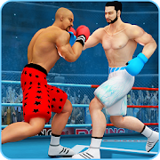 Punch Boxing Warrior: Ninja Kung Fu Fighting Games 3.2.1