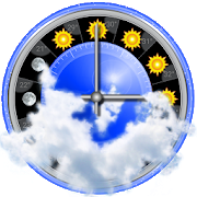 Weather station with barometer: eWeather HDF 8.1.0