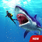 Angry Shark Attack – Wild Shark Game 2019 1.0.14