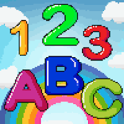 Color by Number Learn For Kids: Pixel Art Coloring 2.7