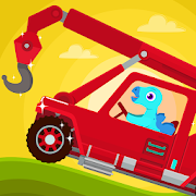 Dinosaur Rescue – Truck Games for kids & Toddlers 1.1.0