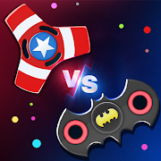 Fidget Spinner .io Realtime Multiplayer Battles 190.5
