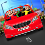 Motu Patlu Car Game 1.1.2
