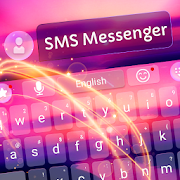 New keyboard and messenger SMS 2021 theme 3.4.0