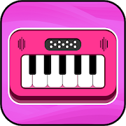 Pink Piano Keyboard – Music And Song Instruments 2.0.17