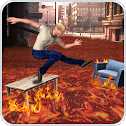 The Floor is Lava Game 1.0.9