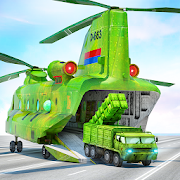 US Army Transporter Plane – Car Transporter Games 5.0 and up