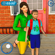 Amazing Family Game Virtual Mother Simulator 5.0 and up