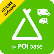 Camping.Info Navi by POIbase Campsites & Pitches V7.2.1